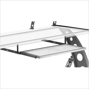 GT Spoiler Desk Pull Out Tray (Clear)