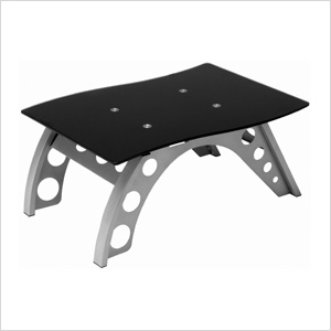 Chicane Side Table (Black)