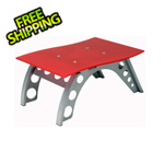 Pitstop Furniture Chicane Side Table (Red)