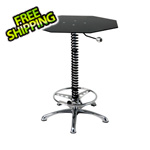 Pitstop Furniture Crew Chief Bar Table (Black)
