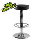 Pitstop Furniture Crew Bar Stool (Black)