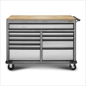 Starter Series Tool Chest with Rubberwood Worktop