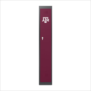 Texas A&M University Collegiate PrimeTime Locker