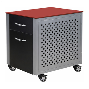 File Cabinet (Red)