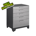 NewAge Products PERFORMANCE PLUS DIAMOND Silver Tool Drawer Cabinet