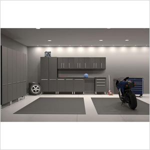 11-Piece Garage Cabinet Kit