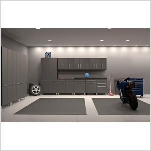 12-Piece Garage Cabinet Set