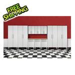 Ulti-MATE Cabinets 11-Piece Garage Cabinet Super Set