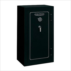 Fire Resistant 24-Gun Safe with Electronic Lock