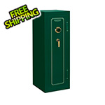 Stack-On Fire Resistant 14-Gun Safe with Combination Lock