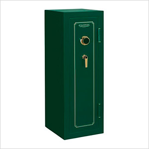 Fire Resistant 14-Gun Safe with Combination Lock