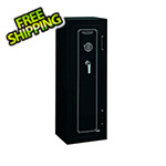 Stack-On Fire Resistant 8-Gun Safe with Electronic Lock
