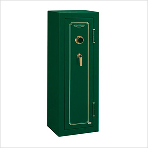 Fire Resistant 8-Gun Safe with Combination Lock