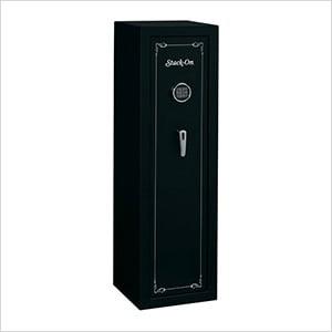 10-Gun Safe with Electronic Lock