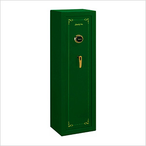 8-Gun Safe with Combination Lock