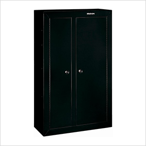 10-Gun Double Door Security Cabinet