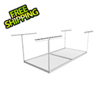 "SafeRacks 4'x8' Overhead Storage Rack 24""-45"" Drop"