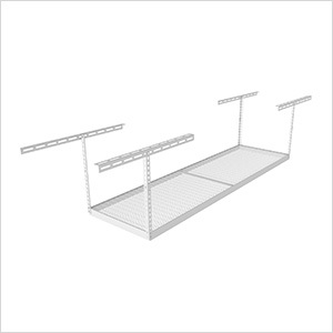 "3'x8' Overhead Storage Rack 18""-33"" Drop"