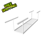 "SafeRacks 2'x8' Overhead Storage Rack 18""-33"" Drop"