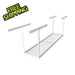 "SafeRacks 2'x8' Overhead Storage Rack 24""-45"" Drop"