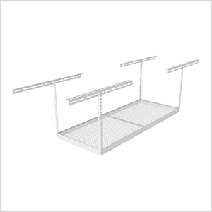 "3'x6' Overhead Storage Rack 18""-33"" Drop"