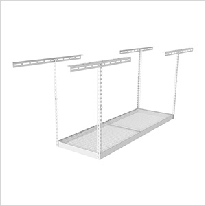 "2'x6' Overhead Storage Rack 24""-45"" Drop"