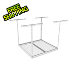 "SafeRacks 4'x4' Overhead Storage Rack 24""-45"" Drop"