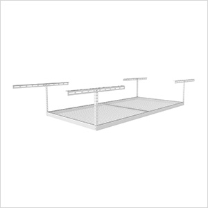 "4'x8' Overhead Storage Rack 12""-21"" Drop"