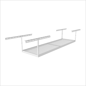 "3'x8' Overhead Storage Rack 12""-21"" Drop"