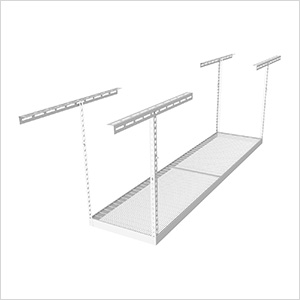 "2'x8' Overhead Storage Rack 24""-45"" Drop"