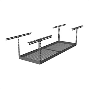 "2'x6' Overhead Storage Rack 12""-21"" Drop"