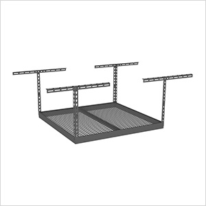 "4'x4' Overhead Storage Rack 12""-21"" Drop"