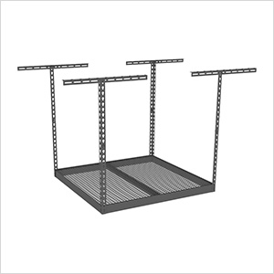 "4'x4' Overhead Storage Rack 24""-45"" Drop"
