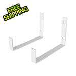 SafeRacks Sports Utility Hooks - White