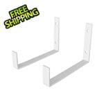 SafeRacks Sports Utility Hooks - White