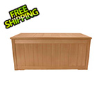 Trinity 70 Gallon Deck Box - Amber Brown