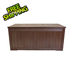 Trinity 70 Gallon Deck Box - Espresso