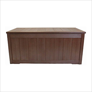 70 Gallon Deck Box - Espresso