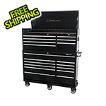Montezuma 56-Inch Roller Cabinet Toolbox Combo