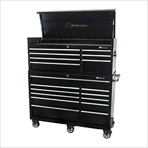 56-Inch Roller Cabinet Toolbox Combo