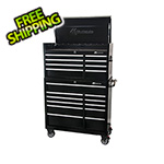 Montezuma 41-Inch Roller Cabinet Toolbox Combo