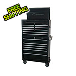 Montezuma 36-Inch Roller Cabinet Toolbox Combo