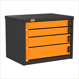 4-Drawer 24-Inch Service Tool Box