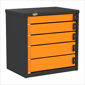 5-Drawer 24-Inch Service Tool Box