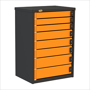 8-Drawer 24-Inch Service Tool Box