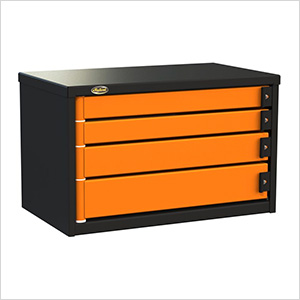 4-Drawer 30-Inch Service Tool Box