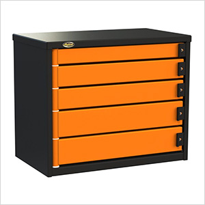 5-Drawer 30-Inch Service Tool Box