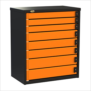 8-Drawer 30-Inch Service Tool Box