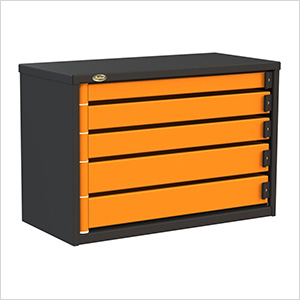 5-Drawer 36-Inch Service Tool Box