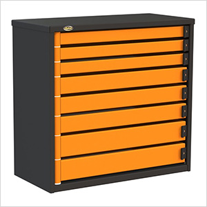 8-Drawer 36-Inch Service Tool Box